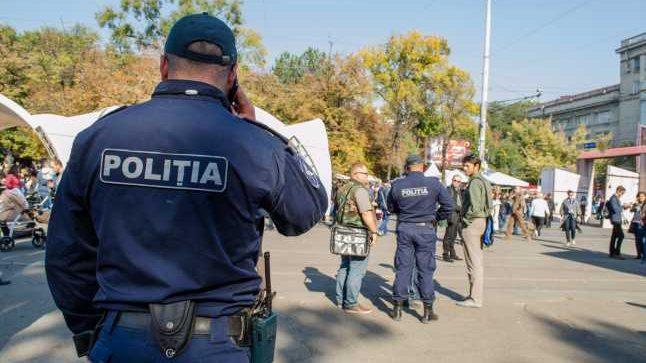 (foto) Poliția Capitalei a făcut bilanțul cu privire la activitatea și rezultatele obținute în 2019