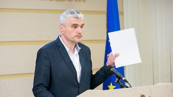 """(video) Alexandru Slusari: """"Noi absurditatea în parlament o vom măsura în Gațcani"""""""
