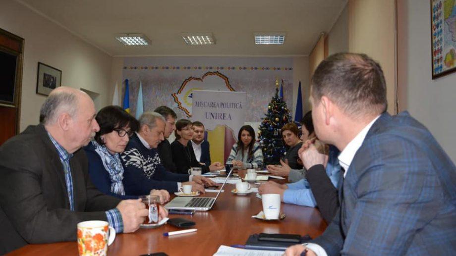 """Blocul electoral """"UNIREA"""" a fost înregistrat pentru participare la alegerile parlamentare noi din luna martie"""