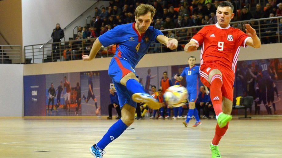 (foto) Naționala de futsal și-a aflat adversarii din calificările la Campionatul European la Futsal 2020