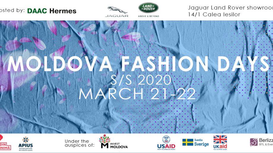 Șase nume noi, alături de designeri consacrați, pe podiumul Moldova Fashion Days la cea de a XVII-a ediție