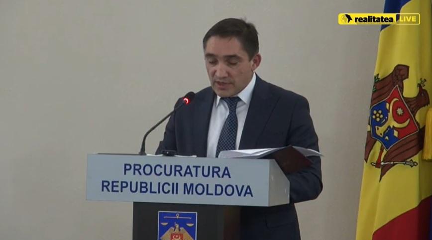 """Stoianoglo: """"Îmi cer scuze de la sutele de cetățeni care au fost urmăriți ilegal de către procurori."""" Rezultatele controalelor la Procuratura Anticorupție și PCCOCS"""