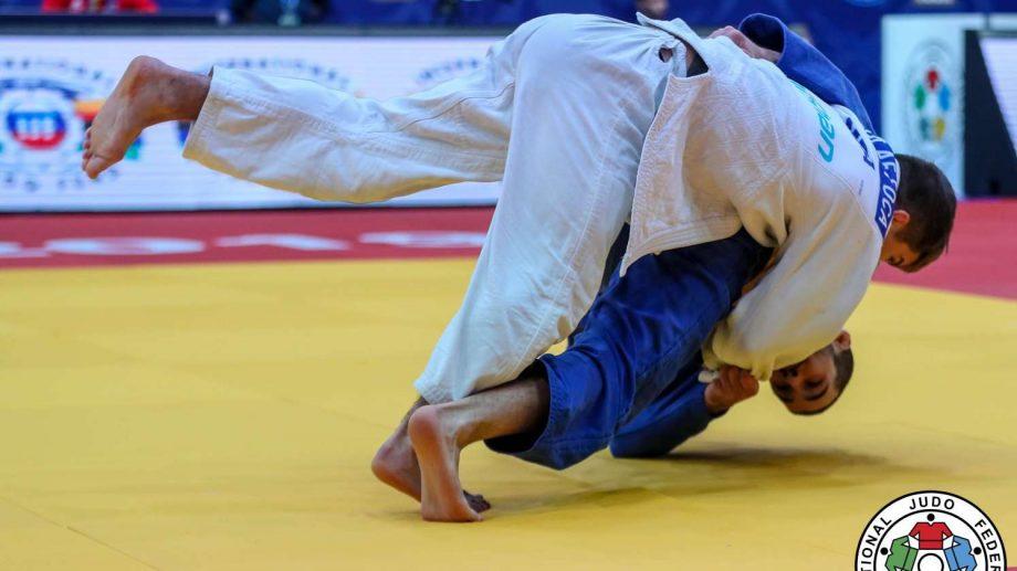 Sportivul moldovean Nicolae Foca a cucerit medalia de bronz la Grand-Prix-ul de la Tel Aviv