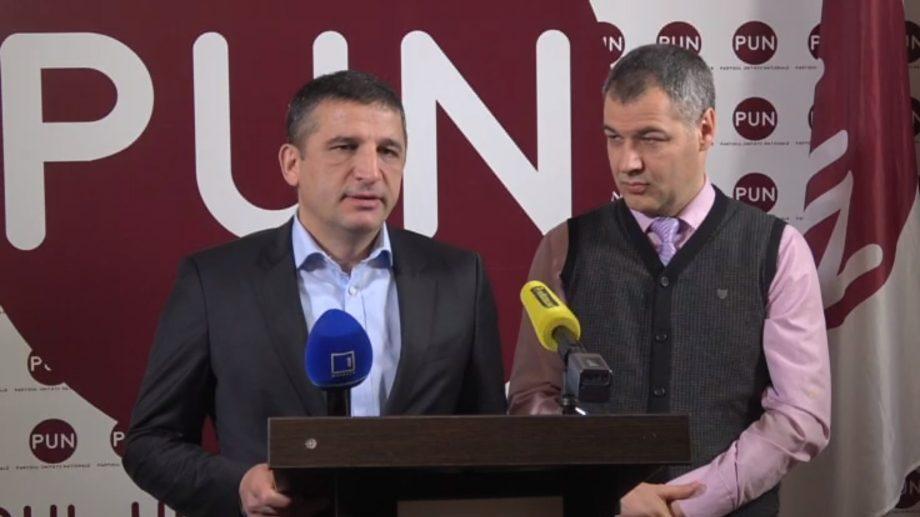 (video) PUN își retrage propriul candidat de pe circumscripția nr. 38 Hâncești în favoarea lui Grigore Cobzac
