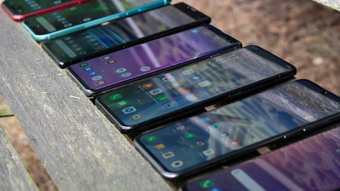 (foto) Top 10 cel mai bine vândute telefoane din lume în 2019. Apple conduce topul cu cinci modele