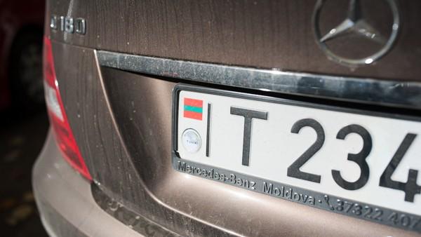 Mașinile înmatriculate în Stânga Nistrului pot traversa din nou frontiera moldo-ucraineană