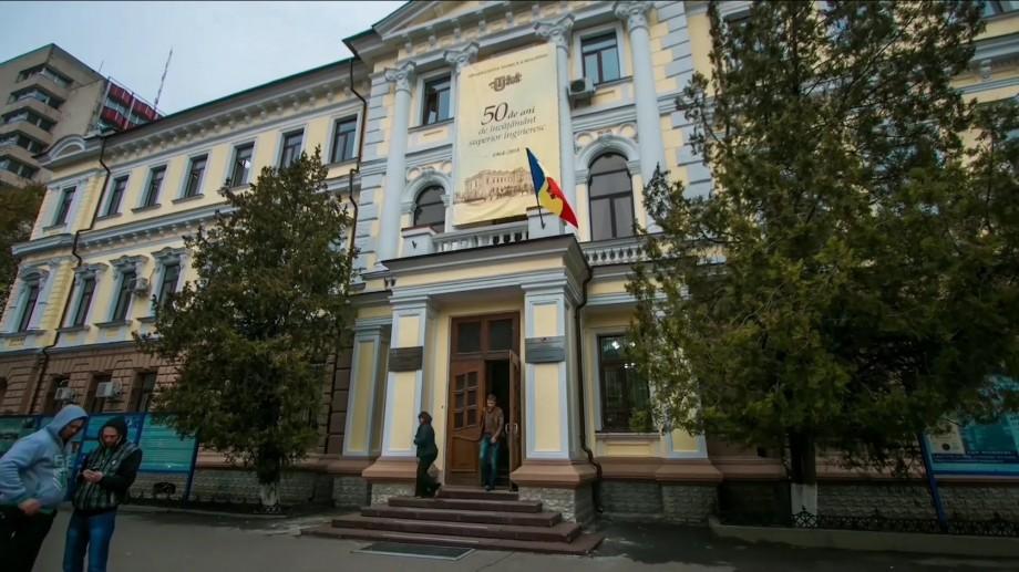 (grafic) Cum s-a pregătit Universitatea Tehnică a Moldovei de sezonul rece al anului