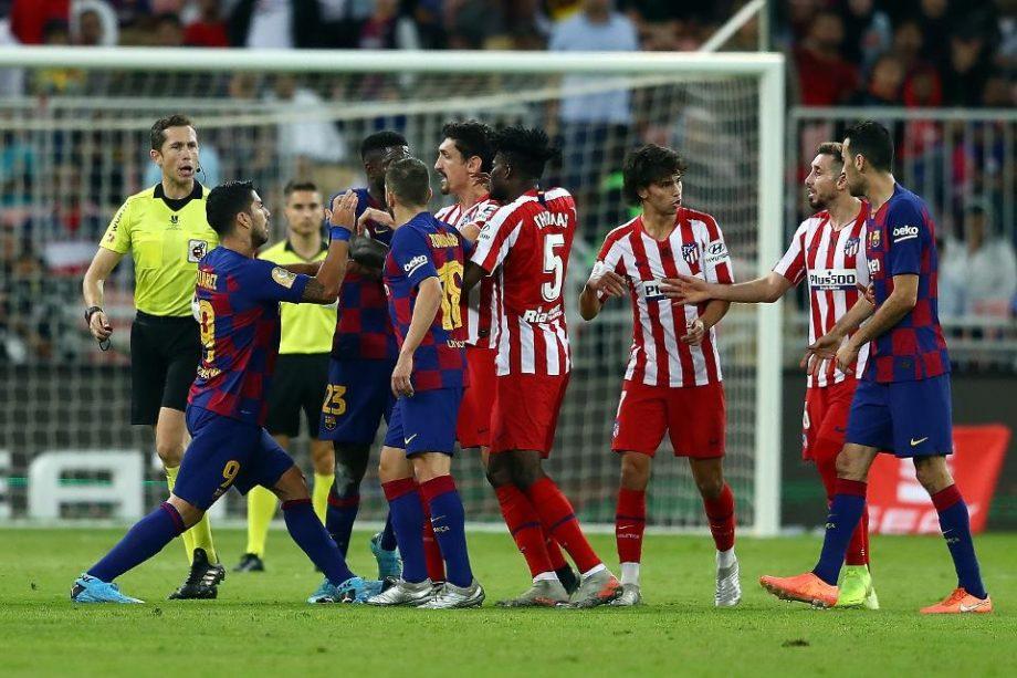 (video) Conflictul dintre Messi și João Félix, cinci goluri marcate și două anulate. Cum s-a încheiat cea de-a doua semifinală a Supercupei Spaniei