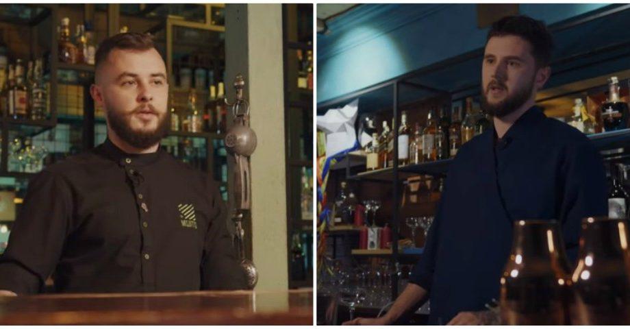 (video) Ce alcool te scapă de depresie și care sunt cele mai ciudate combinații? Răspund barmanii din Chișinău