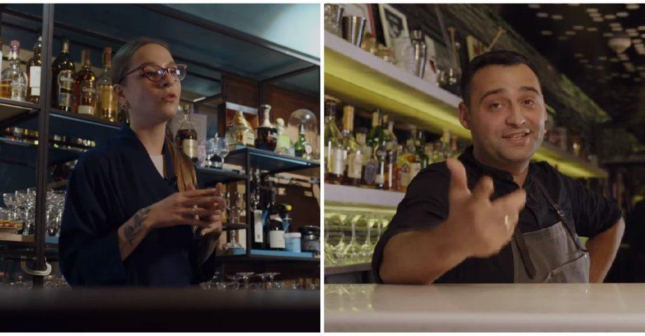 (video) Care alcool te amețește cel mai rapid și cine primește băuturi gratuite? Răspund barmanii din Chișinău