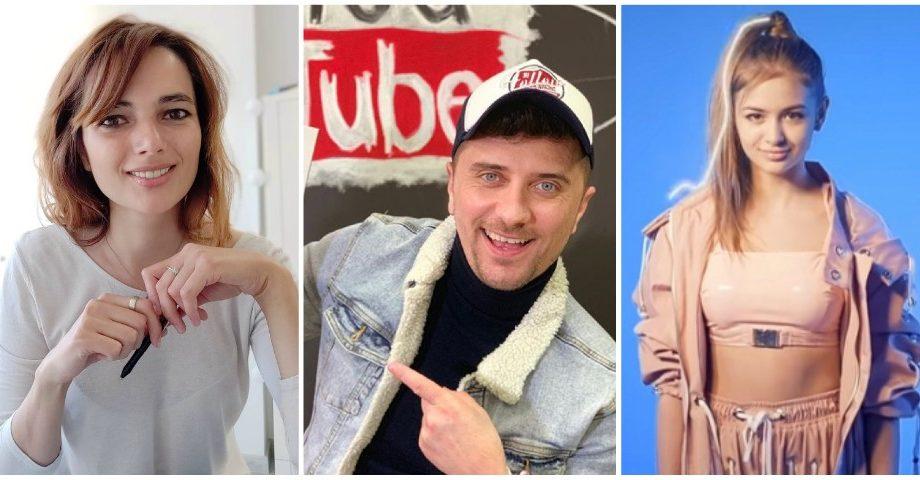 Topul celor mai populari bloggeri și vloggeri din Moldova din ultimele 30 de zile