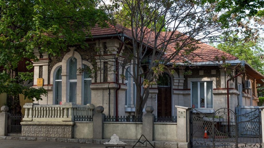 (hartă interactivă) Arhitectura interbelică din Chișinău. Unde găsești casele proiectate și construite în perioada dintre cele două războaie