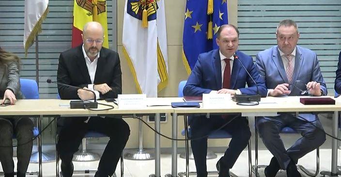 Primăria București neagă că ar fi semnat un acord adițional de colaborare cu Primăria Chișinău