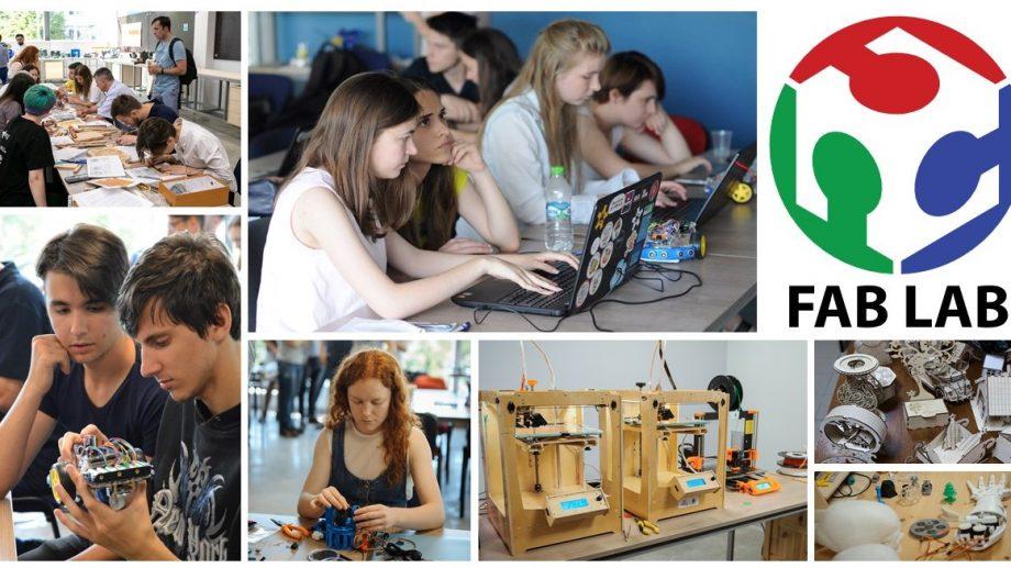 Fab Lab în localitatea ta. Cum poți aduce inovația în instituția în care înveți