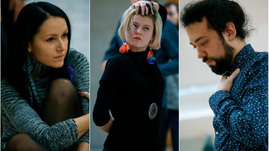 "(foto) Teatrul-studio de improvizație ZaO prezintă un proiect nou. Vino să vezi performance-ul Iuliei Pânzari ""Watching Watching Angel"""