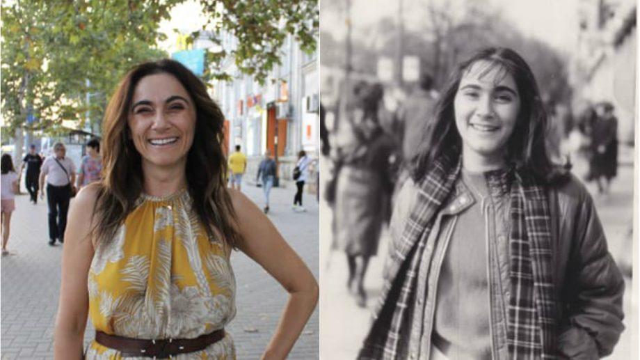 """(foto) """"În vizită la copilăria mea sovietică, peste 30 de ani."""" O moldoveancă a scris pentru CNN un reportaj despre revenirea acasă"""