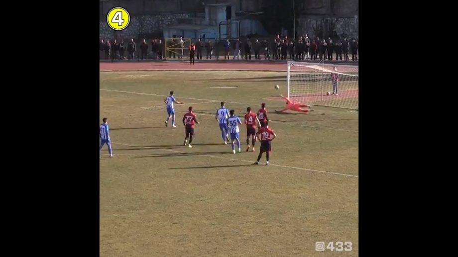 (video) Situație neordinară în liga secundă din Turcia. Arbitrul a eliminat portarul după ce acesta a respins două penalty-uri