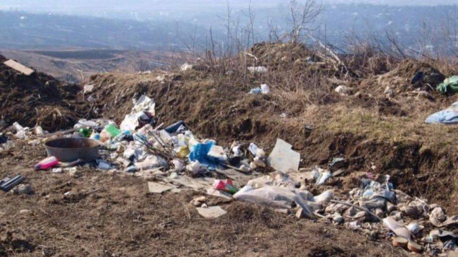 (infografic) Topul raioanelor din Moldova care produc cele mai multe deșeuri anual