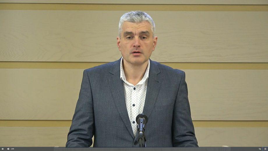 (video) Platforma DA solicită convocarea de urgență a sesiunii extraordinare a parlamentului. A propus trei subiecte pentru dezbatere