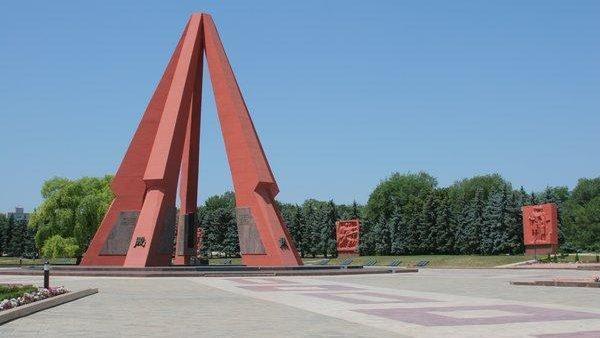 """(doc) Complexul Memorial """"Eternitate"""" ar putea fi renovat până pe 9 mai"""