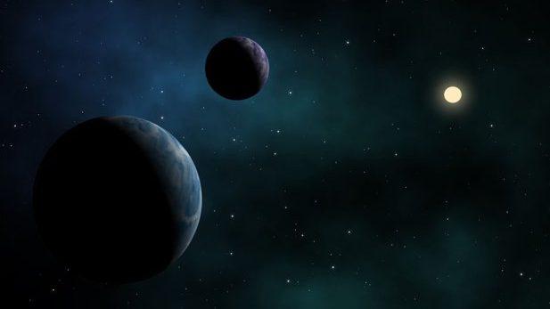 O stea şi o exoplanetă poartă două nume româneşti: Moldoveanu şi Negoiu