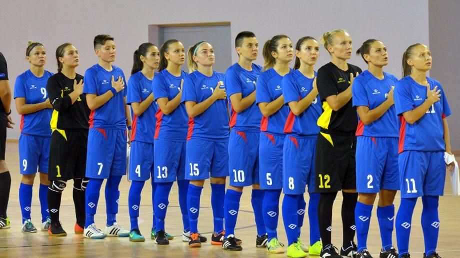 Moldova va găzdui preliminariile Campionatului European la futsal feminin