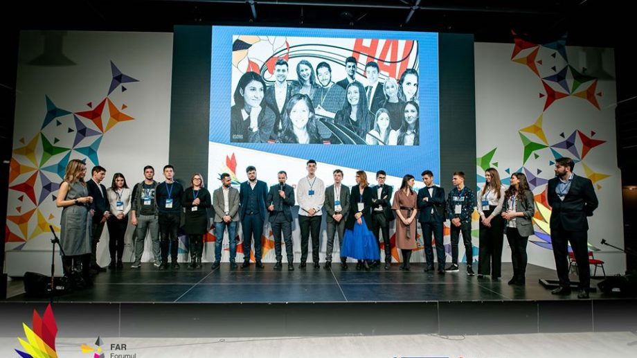 (foto) Gala Studenților Originari din Republica Moldova. Lista tuturor câștigătorilor din acest an