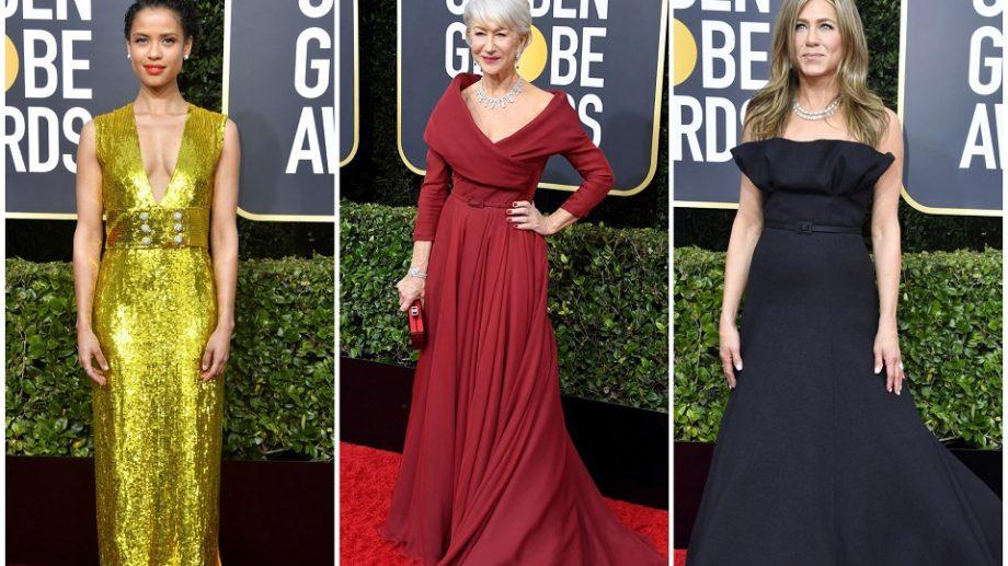 (foto) Care au fost 15 cele mai frumoase ținute de la Globurile de Aur 2020, potrivit revistei Vogue