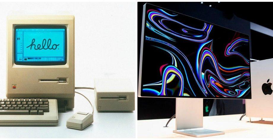 (foto) Astăzi se împlinesc 36 de ani de la prima lansare a calculatorului Apple Macintosh. Vezi cum a revoluționat acesta în timp