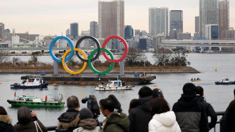 Inelele olimpice de la Tokyo vor fi inaugurate pe 24 ianuarie