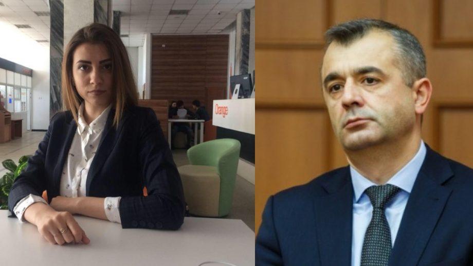 """(video) Scrisoare deschisă către prim-ministrul Ion Chicu: """"Nu-mi aruncați în ochi cu demisia nu știu cui"""""""