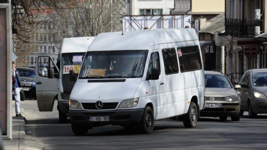 (doc) Companiile de transport din Capitală cer majorarea prețului pentru o călătorie cu microbuzul până la 10 lei