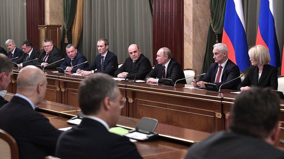 (video) Rusia are un nou guvern. Cine sunt membrii noului cabinet de miniștri