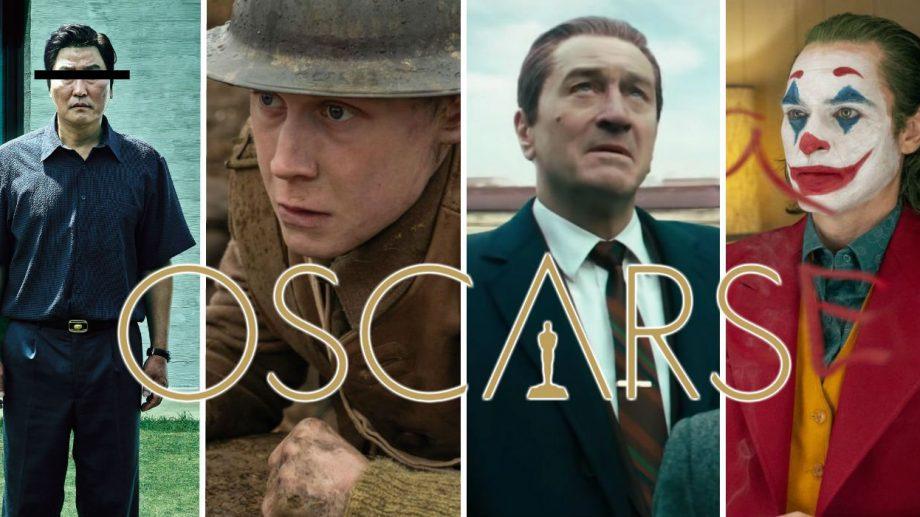 """(video) """"Joker"""" și """"1917"""" printre favoriți. Lista tuturor nominalizărilor la Oscar 2020"""