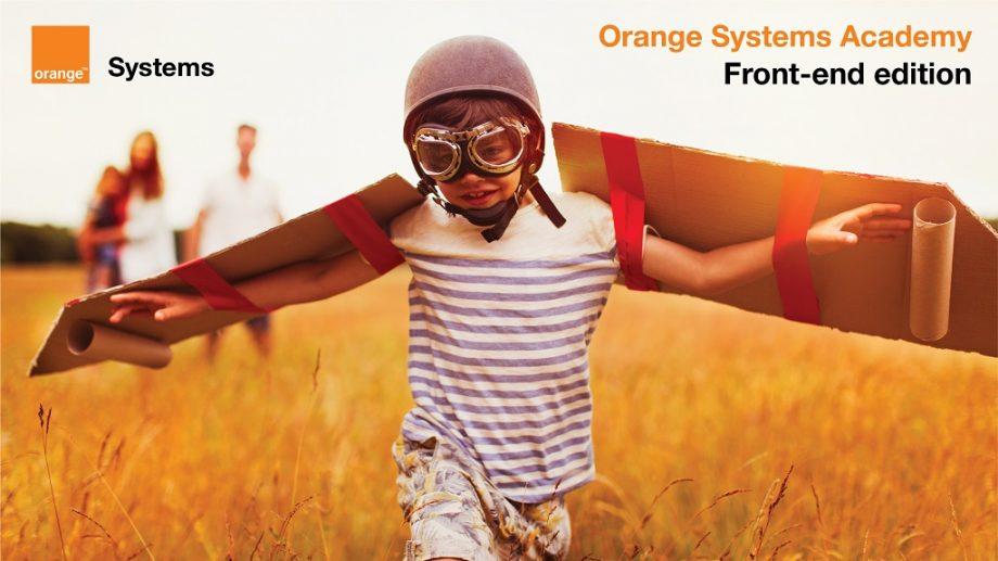 Participă la Orange Systems Academy pentru a-ţi construi o carieră de succes în IT