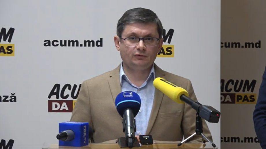 """(doc) Deputații PAS au anunțat că vor merge vineri la parlament. """"Perioada de autoizolare a deputaților expiră pe 4 iunie"""""""