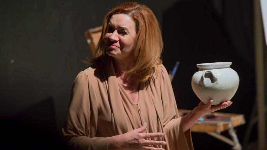 """Hai la teatru! Vino la spectacolul """"Ultima noapte la Madrid"""" și descoperă viața interioară a ultimei femei a lui Picasso"""