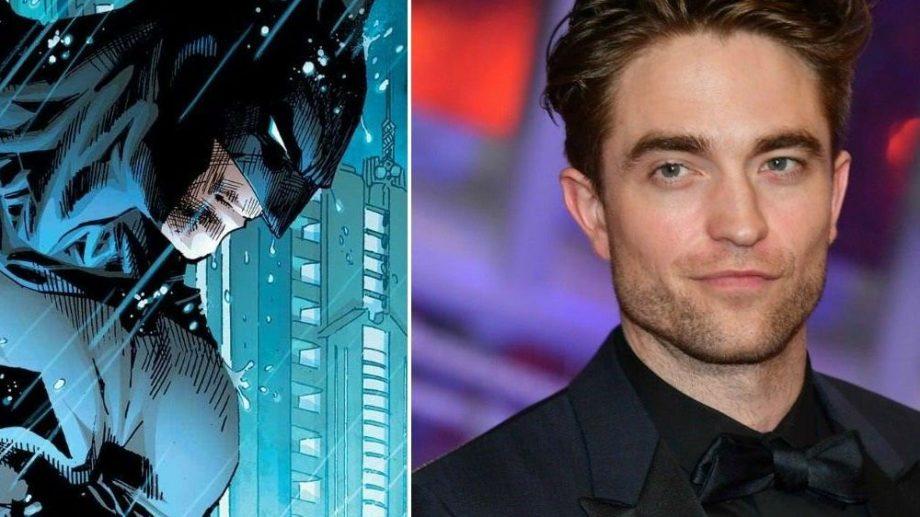 """Au început filmările pentru """"The Batman"""", cu Robert Pattinson ca protagonist"""