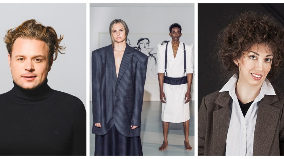 (foto) Sustenabilitatea în industria modei – utopie sau realitate? Experiența designerilor Evghenii Hudorojcov și Constanzia Yurashko