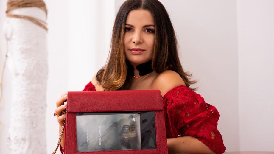 Moldoveanca Rusanda Davideanu este noua prezentatoare de la Canal 33 din România