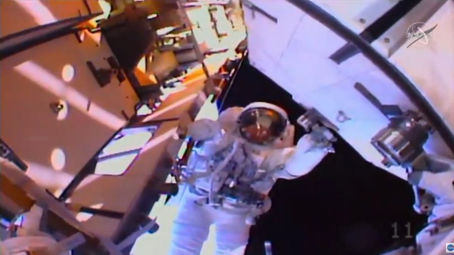 (video live) Prima ieșire în spațiu din 2020 este făcută de o echipă formată doar din femei