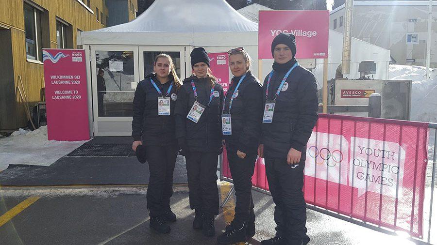 Mai mulți sportivi moldoveni au evoluat la Jocurile Olimpice de Tineret la proba de sanie. Pe ce loc s-au clasat aceștia