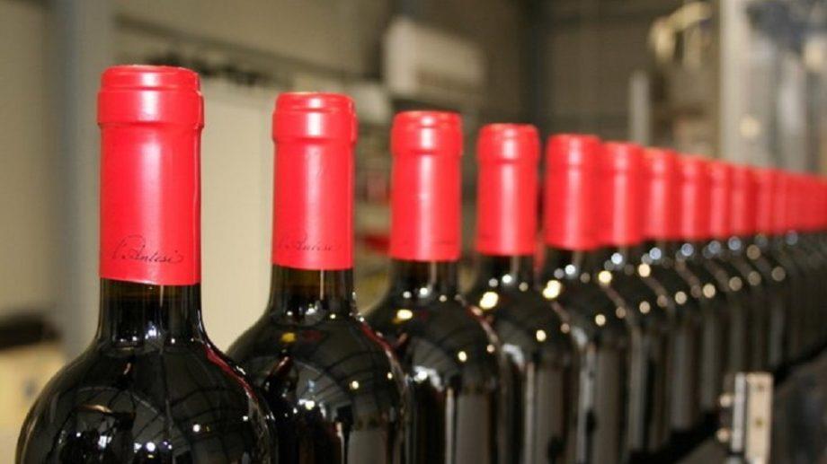 """(grafice) """"Vinul Moldovei"""" a înregistrat un record al exportului în anul 2019. Cel mai bun rezultat din ultimii cinci ani"""