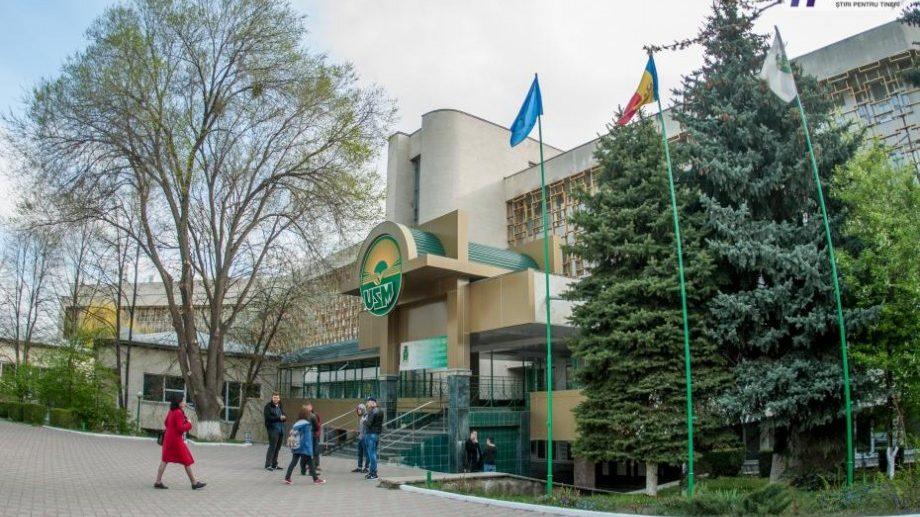 """Universitatea de Stat din Moldova deține primul loc în Moldova pe citări, conform clasamentului internațional Webometrics """"Transparent Ranking"""""""