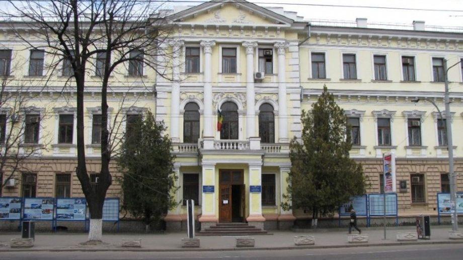 (foto) Studenții de la Universitatea Tehnică a Moldovei vor avea patru săli noi de curs