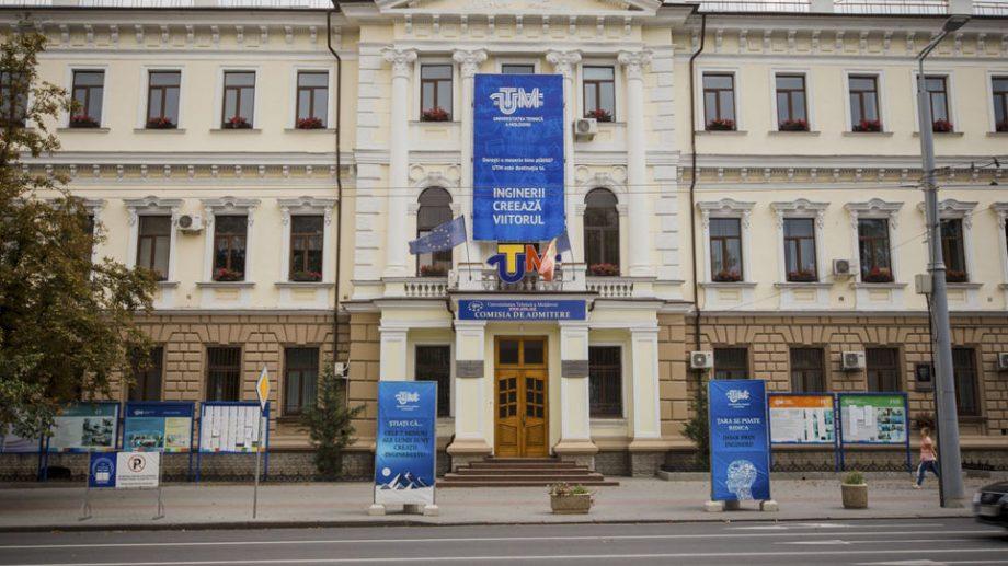 UTM deține întâietatea printre universităţile din Moldova, conform Ranking Web of Universities