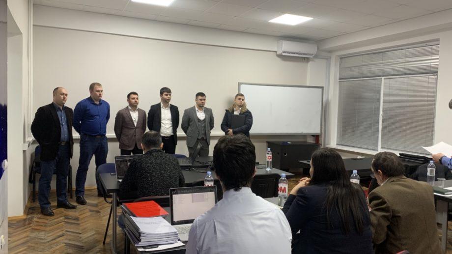 UTM a lansat prima promoție de masternazi în domeniul securității informaționale