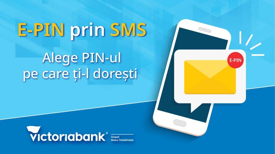 Alege codul PIN pe care ți-l dorești! Simplu, rapid și gratuit