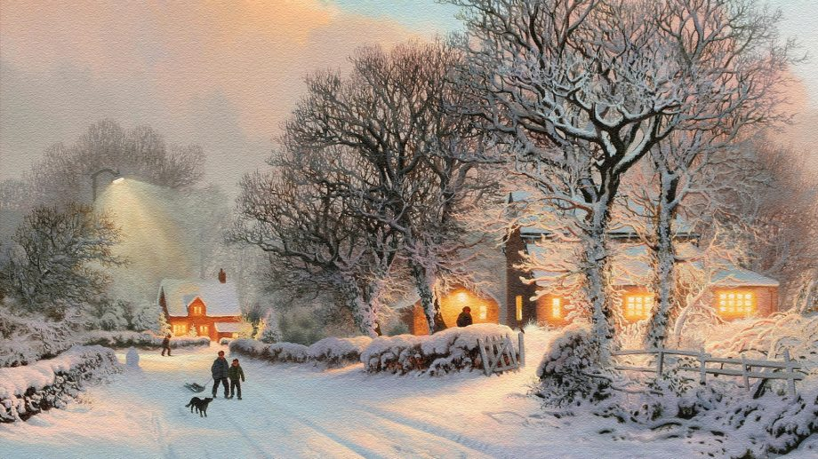 În sfârșit vine iarna? Meteorologii anunță ninsori pentru ziua de astăzi, în nordul țării