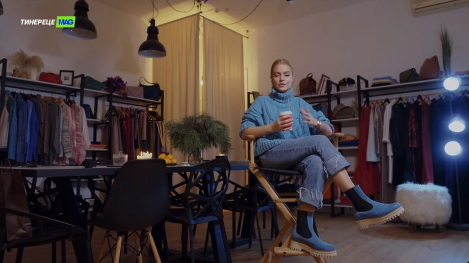 (video) Zoya Svet, despre magazinele vintage din Atena, șepcile germane, nailon și Helmut Lang